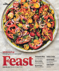 The Guardian Feast supplement, August 15, 2020