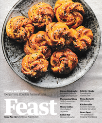 The Guardian Feast supplement, August 22, 2020