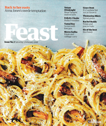 The Guardian Feast supplement, February 3, 2018