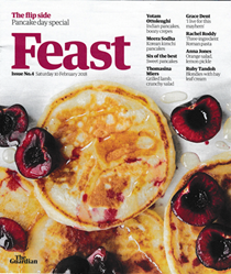 The Guardian Feast supplement, February 10, 2018