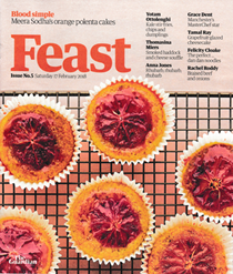 The Guardian Feast supplement, February 17, 2018