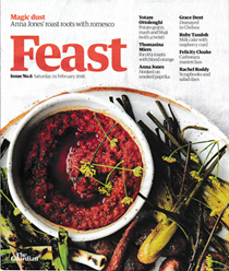 The Guardian Feast supplement, February 24, 2018