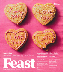 The Guardian Feast supplement, February 9, 2019