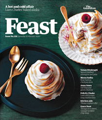 The Guardian Feast supplement, February 8, 2020