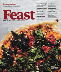 The Guardian Feast supplement, February 22, 2020