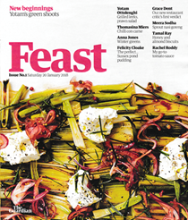 The Guardian Feast supplement, January 20, 2018