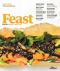 The Guardian Feast supplement, January 27, 2018
