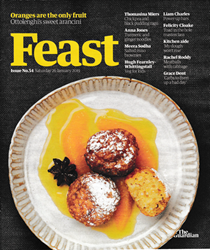 The Guardian Feast Supplement, January 26, 2019