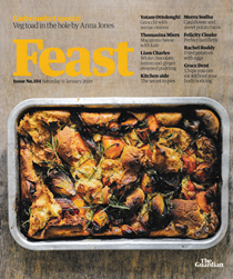 The Guardian Feast supplement, January 11, 2020