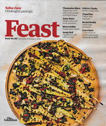 The Guardian Feast supplement, January 18, 2020