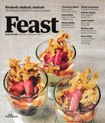 The Guardian Feast supplement, January 25, 2020
