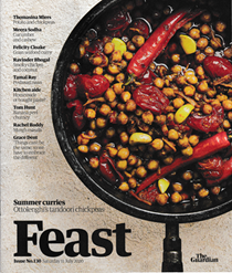 The Guardian Feast supplement, July 11, 2020