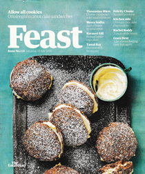 The Guardian Feast supplement, July 18, 2020