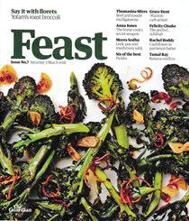 The Guardian Feast supplement, March 3, 2018