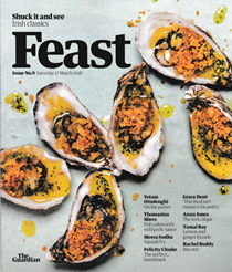 The Guardian Feast supplement, March 17, 2018