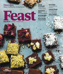 The Guardian Feast supplement, March 24, 2018