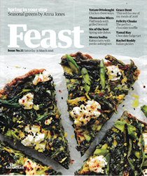 The Guardian Feast supplement, March 31, 2018