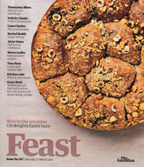 The Guardian Feast supplement, March 27, 2021