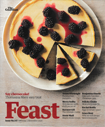 The Guardian Feast Supplement, November 7, 2020