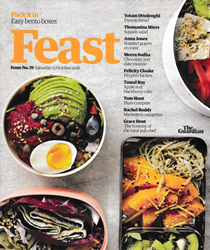 The Guardian Feast Supplement, October 13, 2018