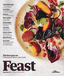 The Guardian Feast supplement, October 3, 2020