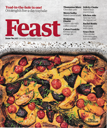 The Guardian Feast supplement, October 10, 2020
