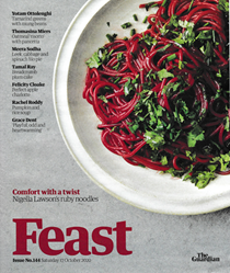 The Guardian Feast supplement, October 17, 2020