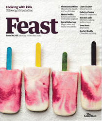 The Guardian Feast supplement, October 24, 2020