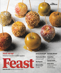 The Guardian Feast supplement, October 31, 2020