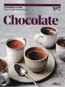 The Guardian Feast supplement, September 19, 2020: 10 Favourite Recipes, No. 7: How to Make the Perfect...Chocolate