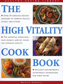 The High Vitality Cookbook: The Healthy Eating Library