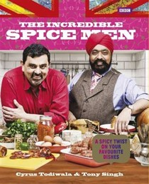 The Incredible Spice Men: A Spicy Twist on Your Favourite Dishes