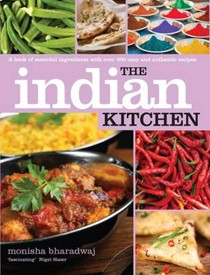 The Indian Kitchen: A Book of Essential Ingredients with Over 200 Authentic Recipes