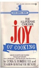 The Joy of Cooking: Volume 2