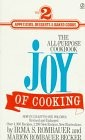 The Joy of Cooking, Volume 2: Appetizers, Desserts & Baked Goods