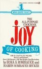 The Joy of Cooking,Volume 1: Main Course Dishes