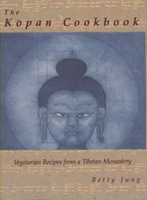 The Kopan Cookbook: Vegetarian Recipes from a Tibetan Monastery