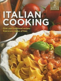 The Little Big Italian Cookbook: The Bite Size Cook Book That Comes Stuffed with Ideas