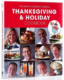 The Macy's Culinary Council Thanksgiving & Holiday Cookbook