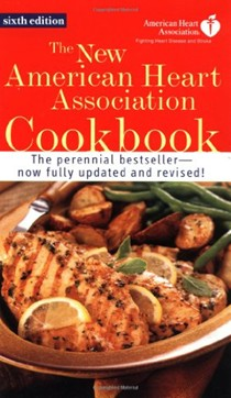 The  New American Heart Association Cookbook, Sixth Edition