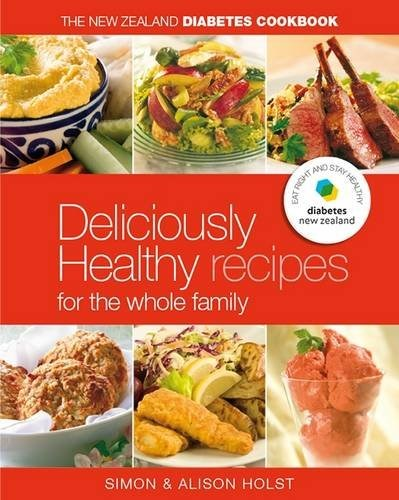 The new zealand diabetes cookbook deliciously healthy recipes for member rating forumfinder Images