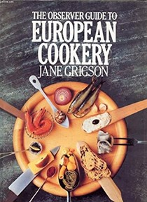 The Observer Guide to European Cookery