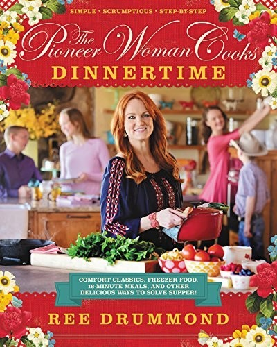 The Pioneer Woman cookbook