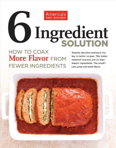 The 6 Ingredient Solution