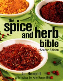 The Spice and Herb Bible, Second Edition