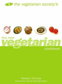 The Vegetarian Society's New Vegetarian Cookbook