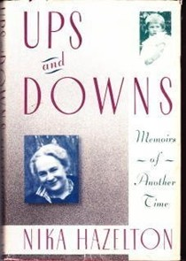 Ups and Downs : Memoirs of Another Time