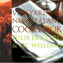Vineyards of New Zealand Cookbook