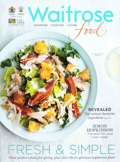 Waitrose food magazine april 2016 eat your books waitrose food magazine april 2016 forumfinder Images
