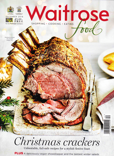 Waitrose food magazine december 2016 eat your books waitrose food magazine december 2016 forumfinder Images